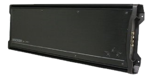 Kicker Refurbished Amplifiers