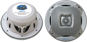Lanzar Marine Speakers 5.25 Inch at HalfPriceCarAudio.com