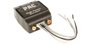 Car Audio RCA Line-Out Converters