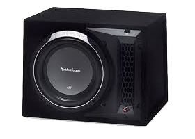 Single 15 Inch Loaded Subwoofer Boxes