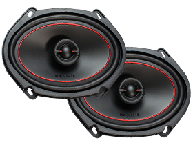 MB Quart 6x8 5x7 Car Speakers