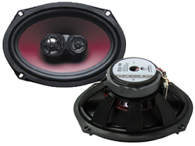 MB Quart 6x9 Car Speakers