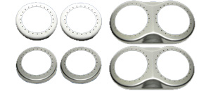 Waves & Wheels Spacer Adapters