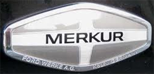 Metra Antennas for Merkur