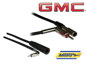 Metra Antenna Adapter for GMC P25