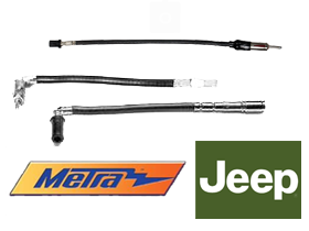 Metra Antenna Adapter for Jeep Grand Cherokee WK