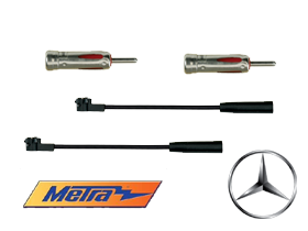Metra Antenna Adapter for Mercedes Benz 350SD