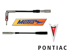 Metra Antenna Adapter for Pontiac Transport