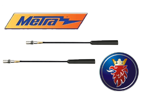 Metra Antenna Adapter for Saab 9-2X