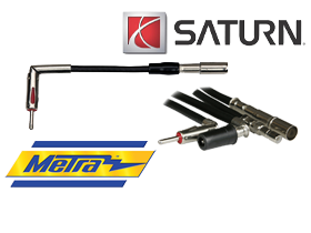 Metra Antenna Adapter for Saturn Relay-3