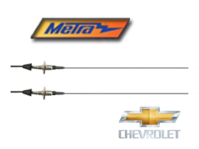 Welcome to Metra Chevrolet BERETTA Antenna at HalfPriceCarAudio.com