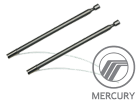 Metra Mercury Sable Antenna Mast