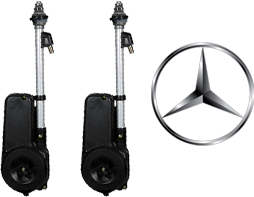 Welcome to Metra Mercedez Benz 300SDL Antenna at HalfPriceCarAudio.com