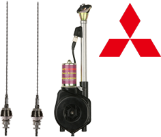 Welcome to Metra Mitsubushi MIGHTY MAX Antenna at HalfPriceCarAudio.com