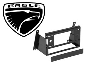 Metra Eagle TALON Radio Trim at HalfPriceCarAudio.com
