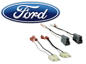 Metra Ford Escort Speaker Connectors at HalfPriceCarAudio.com