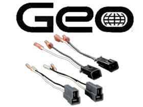 Metra Geo Storm Speaker Connectors at HalfPriceCarAudio.com