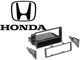 Metra Honda Radio Trim at HalfPriceCarAudio.com