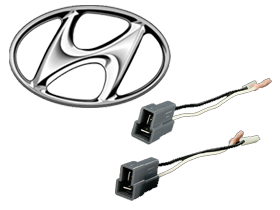Metra Hyundai Tiburon Speaker Connectors at HalfPriceCarAudio.com