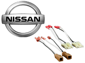 Metra Nissan FRONTIER Speaker Connectors at HalfPriceCarAudio.com