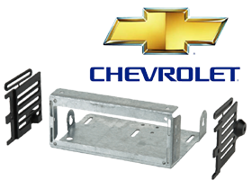 Metra Chevrolet Silverado 2500 HD Radio Bracket