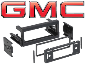 Metra GMC G3500 Van Radio Installation Kit