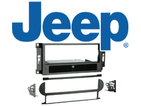 Metra Jeep Comanche Radio Installation Kit