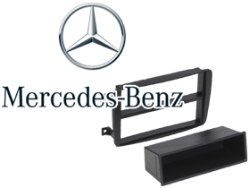 Metra Mercedes-Benz CLK63 AMG Radio Installation Kit