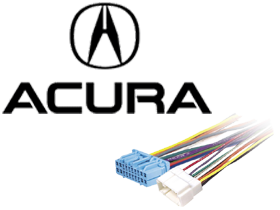 Metra Acura MDX Radio Wire Harness