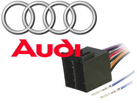 Metra Audi TT Radio Wire Harness