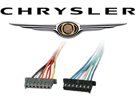 Metra Chrysler Voyager Radio Wire Harness
