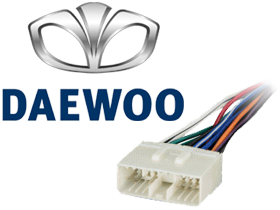 Metra Daewoo Nubira Radio Wire Harness