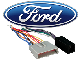 Metra Ford Transit Connect Radio Wire Harness