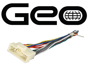 Metra Geo Spectrum Radio Wire Harness