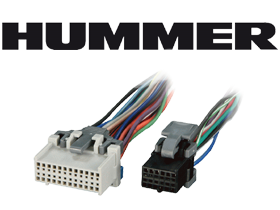Metra Hummer H3T Radio Wire Harness
