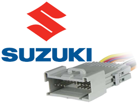 Metra Suzuki XL-7 Radio Wire Harness
