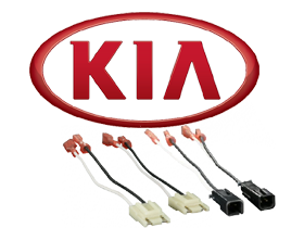 Metra Kia Speaker Connectors at HalfPriceCarAudio.com