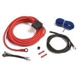 Kicker DPK10 Single Amplifier 10 Gauge D-Series Power Installation Kit [09DPK10]