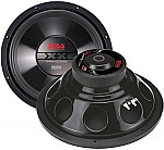 "Boss CX10 CHAOS EXXTREME 10"" Subwoofer Poly Injection Cone 4-Ohm 600W"