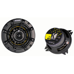 Kicker DS40 4 Inch 25W Car Coaxial Speakers [11DS40]