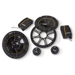 Kicker DS6.2 6 Inch 60W 2 Way Car Component Speakers [11DS6.2]