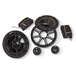 Kicker DS65.2 6.5 Inch 2 Way 60W Car Component Speakers [11DS65.2]