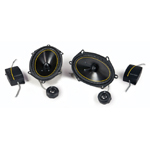 Kicker DS68.2 6 Inch x 8 Inch 45W 2 Way Car Component Speakers [11DS68.2]