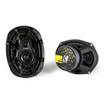 Kicker DS693 6 Inch x 9 Inch 70W 3-Way Car Speakers [11DS693]
