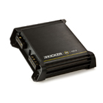 Kicker DX125.2 125W 2-Channel DX Series Amplifier [11DX125.2]
