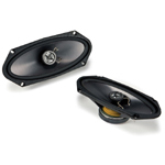 Kicker KS410 4 Inch x 10 Inch 35W 2 Way Car Speakers [11KS410]