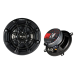 Kicker KS525 5.25 Inch 45W 2- Way Car Speakers [11KS525]