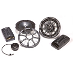 Kicker KS6.2 2 Way 6 Inch 75W Car Component Speakers [11KS6.2]