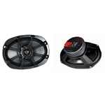 Kicker KS69 6 Inch x 9 Inch 90W 2 Way Car Speakers [11KS69]