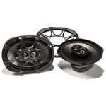 Kicker KS693 6 Inch x 9 Inch 3-Way 100W Car Speakers [11KS693]
